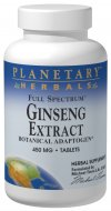Ginseng is a highly regarded energy tonic..