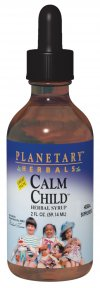 Calm Child for Active Children is a unique combination of herbs to support calm, focused attention in children..