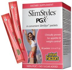 Pgx Daily Singles 30 Packets Natural Factors 2019