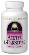 Acetyl L-Carnitine is an amino acid-like compound that is related to choline and may assist in the conversion of choline into acetylcholine.  Acetylcholine one of the body's key neurotransmitters chemically transmits messages from one nerve cell to another..