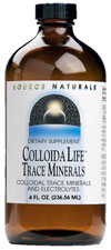 ColloidaLife Trace Minerals supplies 72 trace elements in a balance of colloids and ionic electrolytes. An excellent choice to replace trace minerals in your daily diet..