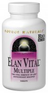 Elan Vital Multiple is a Bio-Aligned Formula that is unique in two ways. It contains critical nutrients not found in typical multiples to support the primary body systems: the brain, heart, liver, immune and musculoskeletal systems, energy generation and antioxidant defense. Furthermore it provides most nutrients in the higher potencies often recommended by holistic health professionals.Elan Vital Multiple is a potent source of antioxidants including quercetin silymarin grape seed extract ginkgo and bilberry extract..