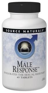 Male Response invigorates the response while helping to support the health of the prostate gland, revitalize energy levels, and nourish the adrenals..