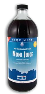 Noni Juice may provide nutritional support for Bio-Electric Health and Body Mineral Balancing.gluten free,vegetarian.