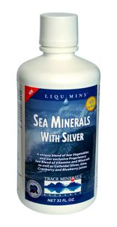 A Proprietary blend of sea vegetables blended with mineral combinations to aid in a healthier lifestyle..