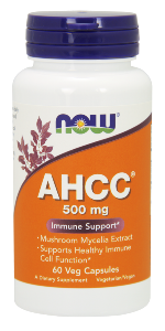 AHCC® supports immune system function through its ability to enhance macrophage and NK (Natural Killer) Cell Activity.