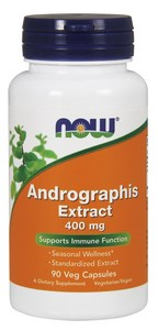 Research has indicated that Andrographis (andrographalides) benefits include supporting a healthy and balanced immune system. Vegetarian/Vegan Formula..