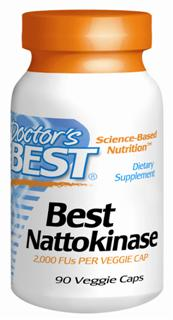 An excellent supplement for increasing cardiovascular health, Best Nattokinase is an enzyme derived from 'natto', a traditional fermented soy food popular in Japan..