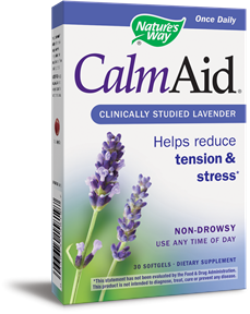 CalmAid is the advanced lavender oil supplement.