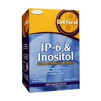 Enzymatic Therapy Cell Forte IP6 with Inositol Powder boosts the immune system by increasing natural killer cell activity..