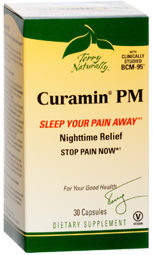 Sleep Pain Free with this synergistic blend of curcumin, boswellia, melatonin and DLPA. No more groggy feeling in the morning with this non habit forming sleep aid..