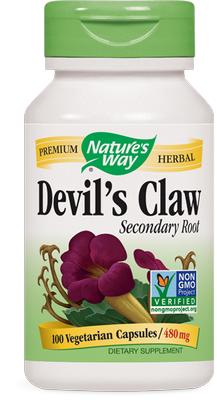 Devils Claw Root (100 caps).