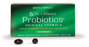 Dr. Ohhira Probiotics Original Formula restores the balance of intestinal micro flora so important to a healthy immune system and overall good health.