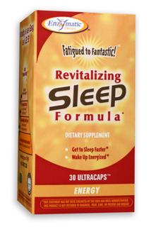 Revitalizing Sleep Formula helps you fall asleep faster, maintain a healthy sleep cycle,and stay asleep longer so you wake up energized..