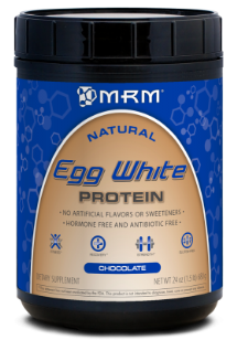 Chocolate flavored Egg Protein from MRM is great for nutritious calories which includes dense protein muscles..