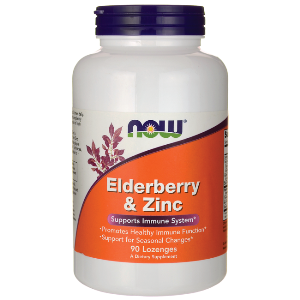 Each lozenge contains Elderberry extract powder that is synergistically formulated with Zinc and Vitamin C for maximum effectiveness..