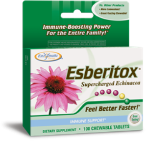Supercharged Extracts of Echinacea, Thuja and Indigo Bark combined to promote natural and safe immune boosting response..