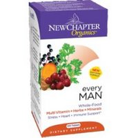 Every Man delivers 23 different vitamins and minerals as well as 13 stress-balancing and free-radical scavenging herbs cultured for maximum effectiveness. Herbs like schizandra and maca have long been revered for supporting a man's vitality while other free-radical scavenging herbs like cinnamon, oregano and rosemary protect and sustain..