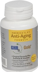 GHR Gold comprises GHR15 Original with essential B Vitamins for increased energy..