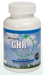 More potent HGH Releaser than GHR 15 & GHR GOLD. GHR Renew-U contains similar ingredients as GHR 15, plus homeopathic HGH..