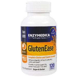 GlutenEase has been formulated with a specialized Protease Thera-blend in combination with a new enzyme DPP-IV. This new formula supports those suffering with gluten or casein intolerance..