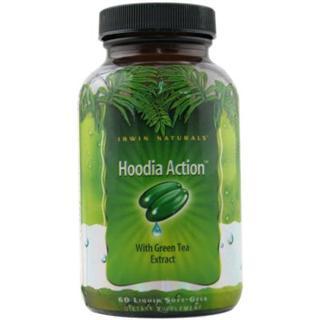 Hoodia Action 60 Softgels Irwin Naturals 2020