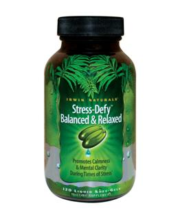 Stress Defy is specially formulated to create a healthy stress response by promoting relaxation, mental clarity and replenishing stress-fighting reserves..
