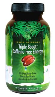 All-Day Energy, Caffeine Free Jitter-Free Boost for Brain, Muscles & Adrenals. Vity Awards 2010 - First Place Winner.