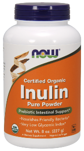 As a prebiotic, Inulin stimulates the growth of friendly and healthy intestinal bacteria which supports good colon health..