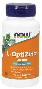 Research has demonstrated this product to be better absorbed and retained longer compared to several other forms of zinc tested..