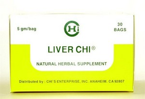 Liver Chi Tea made from organic herbs specially grown for high potency and purity- Schisandra chinensis 50%, Bupleurum chinensis 40%, Smilax glabra 10% -.