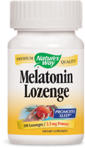 Melatonin is formulated into an advanced sublingual lozenge for rapid absorption. Great tasting passion fruit flavor..