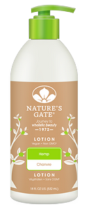 Hemp Seed Oil plus other plant based oils to help soothe, protect and heal dry skin. An excellent everyday body lotion for the whole family. Vegan, Non GMO, Paraben Free, Gluten Free, Soy Free, Mineral Oil Free, Petrolatum Free, Butylene Glycol Free, Cruelty Free. Buy Hemp Lotion at Seacoast Today..
