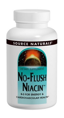 NO-Flush Niacin provides niacin in its inositol hexanicotinate form.