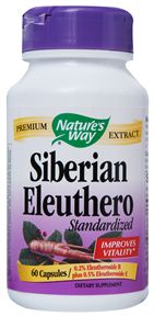 Siberian Eleuthero Standardized is highly regarded for improving mental and physical vitality, supporting the body's ability to cope with stress..