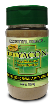 True Yacon Powder is an all natural sweet tasting Low Calorie Prebiotic that supports Healthy Weight Loss! A true game Changer!.