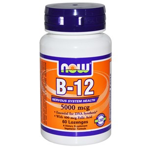 Adequate intake of Vitamin B-12, along with Folic Acid and Vitamin B-6, supports healthy serum homocysteine levels already within the normal range, thereby supporting cardiovascular health..