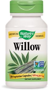 Willow Bark has a long history of use in traditional herbal medicine. Often used in support of relief from minor aches and pain due to over exertion..