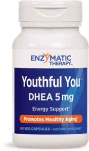 Support for healthy aging, enhancing energy and mental well being.