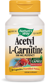 Acetyl L-Carnitine is an amino acid which supports healthy mental function such as concentration and focus..