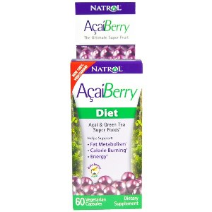 Natrol Acai gelcap (60 Vcaps) are highly valued as a rich source of antioxidants and nutrients that promote good health. Increase metabolism for healthy weightless..