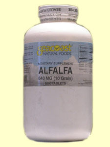 Alfalfa has been found to work as a galactagogue, which is an herb that promotes lactation. Women can supplement with Alfalfa to increase breast milk production..