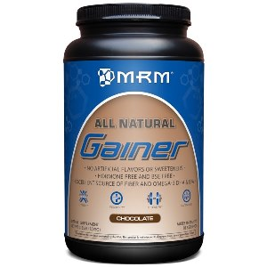 Chocolate flavored All Natural Gainer help you to reach ideal body weight, or sustain your current weight. Easy to digest..
