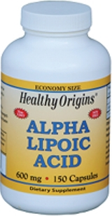 Healthy Origins  Alpha Lipoic Acid is a powerful antioxidant. It is needed by our body to produce the energy for our body's normal functions..