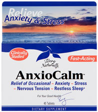 Natural remedy for relief of occasional anxiety? AnxioCalm containing Coneflower Root( Echinacea angustifoliae radix) Extract has been clinically studied and shown to be a safe and effective formula to relieve stress and anxiety promoting a calming effect. Buy on sale at Seacoast Vitamins Today!.