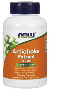 Digestive Health  Standardized to 5% Cynarin  Healthy Vascular Function  Antioxidant Support..
