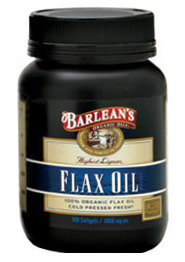 Pure, Unfiltered and Unrefined Barlean's Lignan Flax Oil Capsules are a rich source of essential omega-3 fatty acids and a  foundational addition for sustaining a healthy diet..
