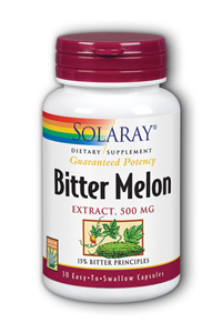 Bitter Melon Extract is often used to stimulate digestion and provide relief from constipation..