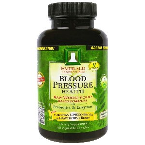 Ginkgo Biloba and Hawthorn Berry combined with chelated minerals magnesium and potassium to help maintain blood pressure within a normal range..