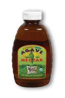 Organic Blue Agave Nectar (16 oz).